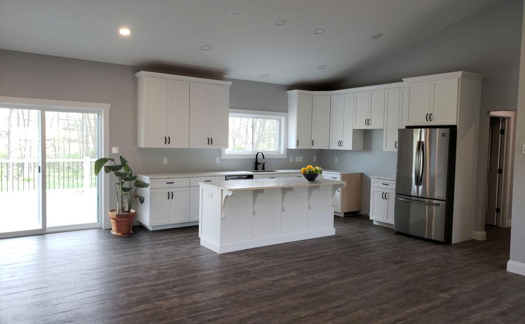 CQC Model Home Kitchen