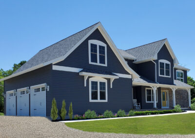 Arden Model Home Front